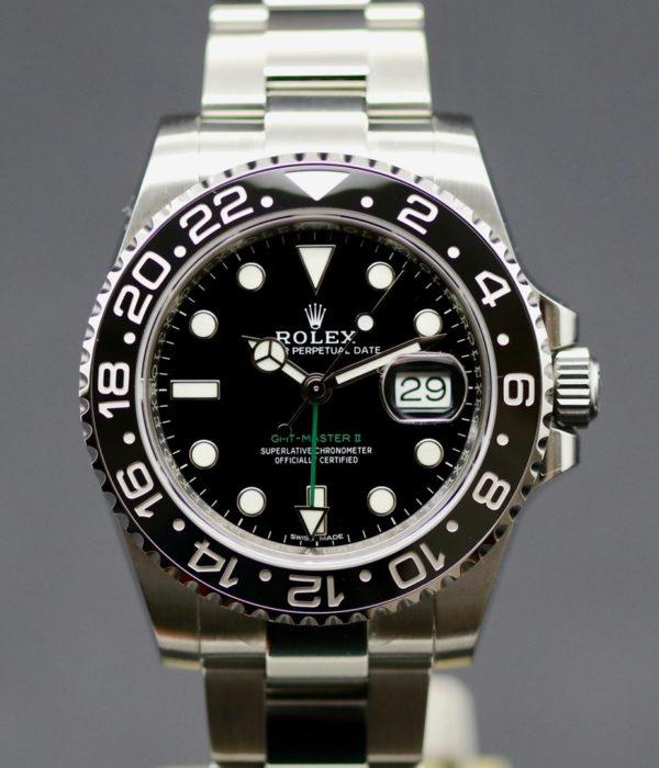 ROLEX GMT-MASTER II REF.116710 LN
