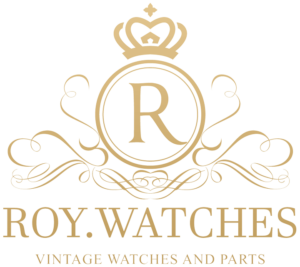 Roy Watches Logo